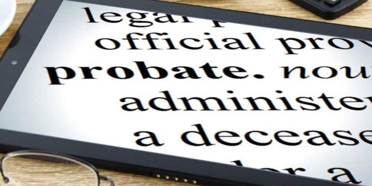 probate requirements